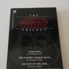 Libros: LIBRO STAR WARS THE TRILOGY A SPECIAL ONMIBUS EDITION DEL REY 1987 USA EX CONDICION OPORTUNIDAD. Lote 178877962