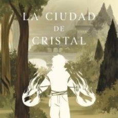 Libros: LA CIUDAD DE CRISTAL (SAGA DE ALVIN MAKER [EL HACEDOR] 6). Lote 167795992