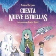 Libros: CUENTA NUEVE ESTRELLAS. Lote 168566705