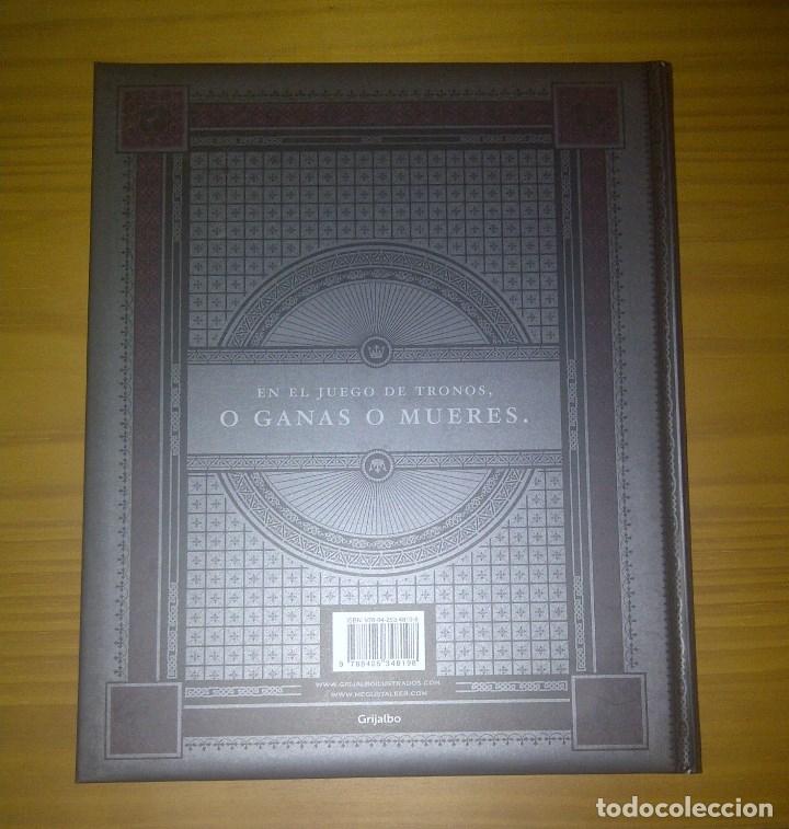 Libros: JUEGO DE TRONOS TRAS LAS CAMARAS LIBRO OFICIAL HBO BRYAN COGMAN GRIJALBO - Foto 2 - 168686117