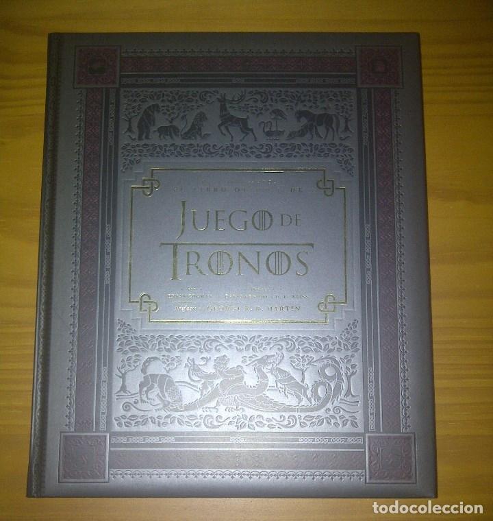 JUEGO DE TRONOS TRAS LAS CAMARAS LIBRO OFICIAL HBO BRYAN COGMAN GRIJALBO (Libros Nuevos - Literatura - Narrativa - Ciencia Ficción y Fantasía)