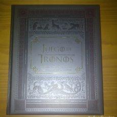 Libros: JUEGO DE TRONOS TRAS LAS CAMARAS LIBRO OFICIAL HBO BRYAN COGMAN GRIJALBO. Lote 168686117