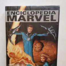 Libros: ENCICLOPEDIA MARVEL LA GUÍA DEFINITIVA DE LOS 4 FANTÁSTICOS CÓMIC NUEVA. Lote 169074760