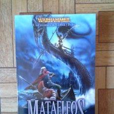 Libros: NATHAN LONG - MATAELFOS. Lote 171399334