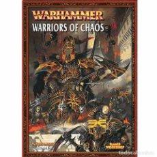 Libros: CODEX WARHAMMER 40.000 GUERREROS DEL CAOS. Lote 173131423