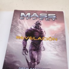 Livros: LIBRO MASS EFECT REFECT REVELACION. Lote 174182600