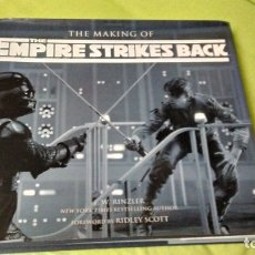 Libros: THE MAKING OF THE EMPIRE STRIKES BACK. Lote 175945867