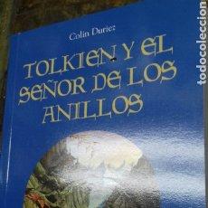 Libros: TOLKIEN Y EL SEÑOR DE LOS ANILLOS. LA GUIA BASICA PARA DESCUBRIR SU OBRA.. Lote 177612689
