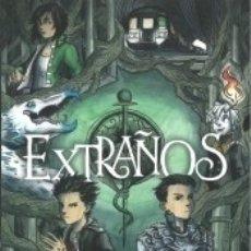 Libros: EXTRAÑOS. Lote 180083647