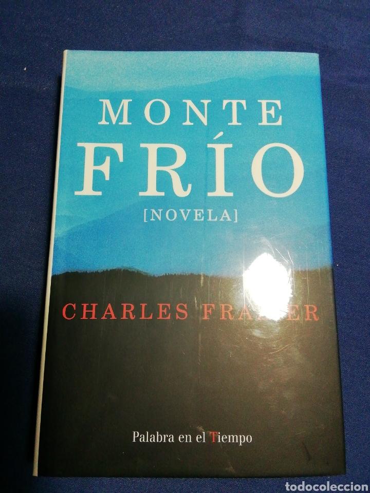 NUEVO EN EL PLÁSTICO MONTE FRÍO. CHARLES FRAZIER. TAPA DURA. (Libros Nuevos - Literatura - Narrativa - Ciencia Ficción y Fantasía)