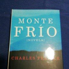 Libros: NUEVO EN EL PLÁSTICO MONTE FRÍO. CHARLES FRAZIER. TAPA DURA.. Lote 180147780