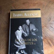 Libros: LA CASA DE LOS ESPÍRITUS DE ISABEL ALLENDE. Lote 180333512