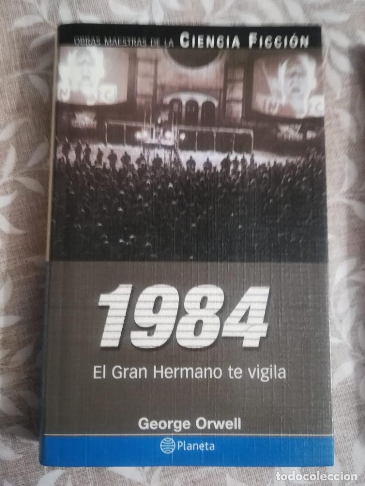 1984 GEOGE ORWELL (Libros Nuevos - Literatura - Narrativa - Ciencia Ficción y Fantasía)