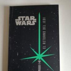 Libros: STAR WARS EL RETORNO DEL JEDI (NOVELA). Lote 183497926