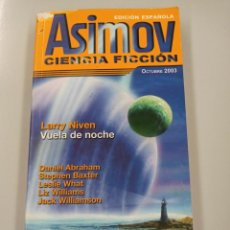 Libros: REVISTA ASIMOV CIENCIA FICCIÓN 1. Lote 188824132