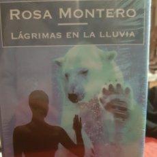 Libros: LÁGRIMAS EN LA LLUVIA, DE ROSA MONTERO. Lote 190030955