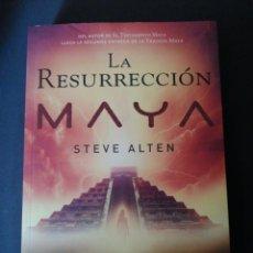 Libros: LA RESURRECCIÓN MAYA. Lote 190072170