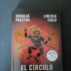 Libros: EL CÍRCULO OSCURO, DOUGLAS PRESTON Y LINCOLN CHILD. Lote 190073527
