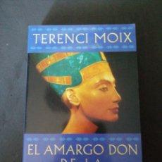 Libros: EL AMARGO DON DE LA BELLEZA , TERENCI MOIX. Lote 190076018