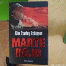 Libros: MARTE ROJO EDITORIAL MINOTAURO RUSTICA, 577 PAGINAS, 23X14 CMS. Lote 190235516
