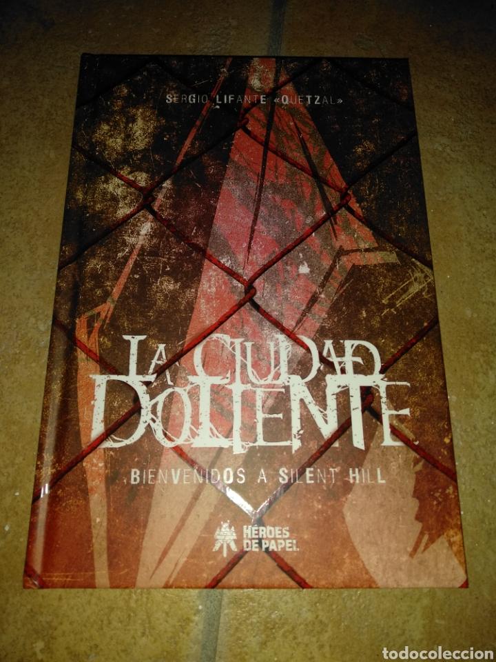 LA CIUDAD DOLIENTE (Libros Nuevos - Literatura - Narrativa - Ciencia Ficción y Fantasía)