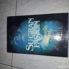 Libros: SU GRAN PASIÓN. Lote 194900795