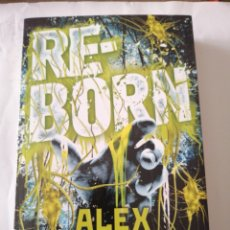 Libros: RE-BORN DE ALEX SCARROW. Lote 195016103
