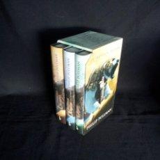 Libros: PHILIP PULLMAN - LA MATERIA OSCURA (EDICION ESPECIAL, 3 TOMOS) - EDICIONES B 2007. Lote 195297315
