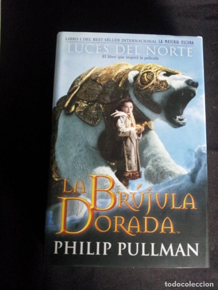 Libros: PHILIP PULLMAN - LA MATERIA OSCURA (EDICION ESPECIAL, 3 TOMOS) - EDICIONES B 2007 - Foto 3 - 195297315