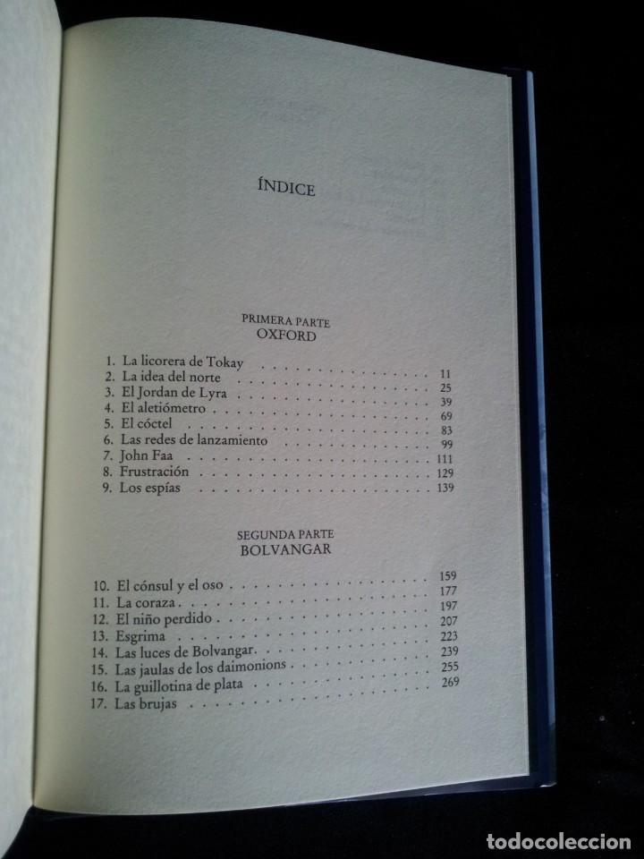 Libros: PHILIP PULLMAN - LA MATERIA OSCURA (EDICION ESPECIAL, 3 TOMOS) - EDICIONES B 2007 - Foto 5 - 195297315
