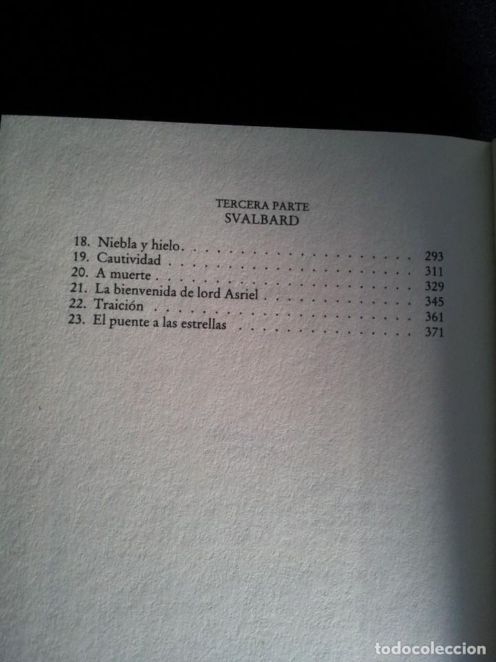 Libros: PHILIP PULLMAN - LA MATERIA OSCURA (EDICION ESPECIAL, 3 TOMOS) - EDICIONES B 2007 - Foto 6 - 195297315