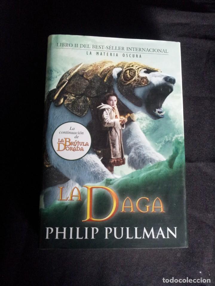 Libros: PHILIP PULLMAN - LA MATERIA OSCURA (EDICION ESPECIAL, 3 TOMOS) - EDICIONES B 2007 - Foto 7 - 195297315