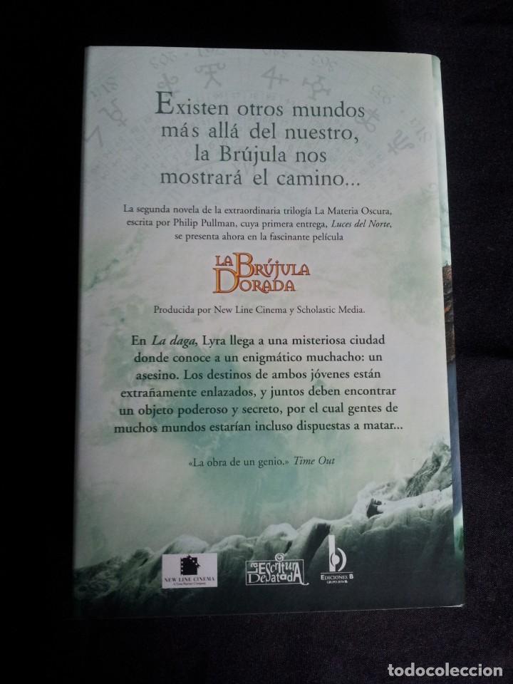 Libros: PHILIP PULLMAN - LA MATERIA OSCURA (EDICION ESPECIAL, 3 TOMOS) - EDICIONES B 2007 - Foto 8 - 195297315