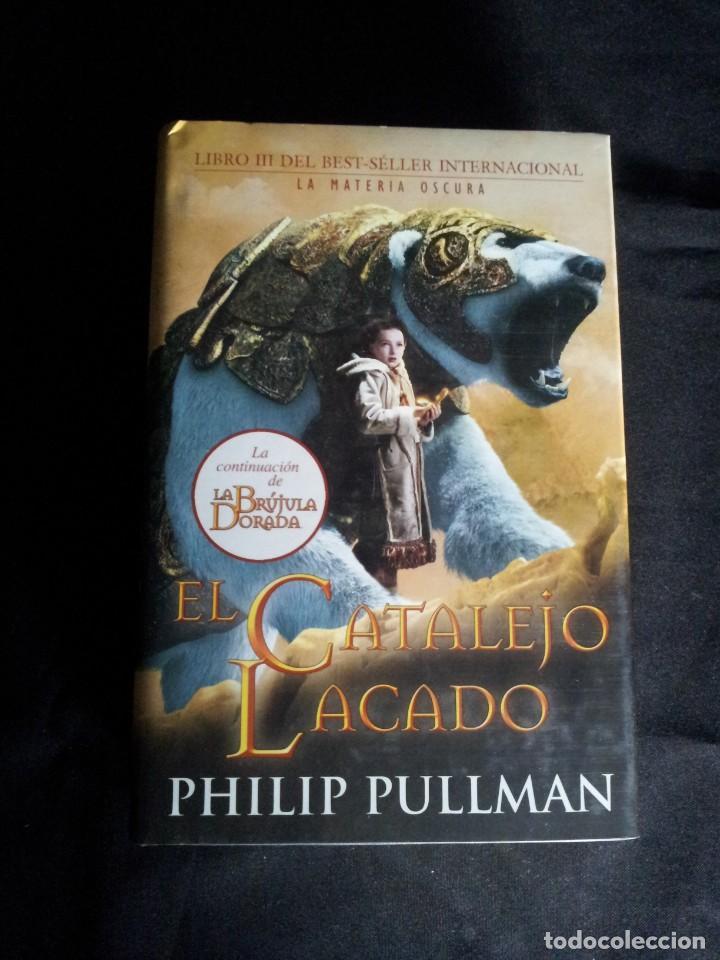Libros: PHILIP PULLMAN - LA MATERIA OSCURA (EDICION ESPECIAL, 3 TOMOS) - EDICIONES B 2007 - Foto 10 - 195297315
