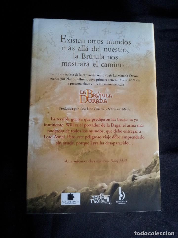 Libros: PHILIP PULLMAN - LA MATERIA OSCURA (EDICION ESPECIAL, 3 TOMOS) - EDICIONES B 2007 - Foto 11 - 195297315
