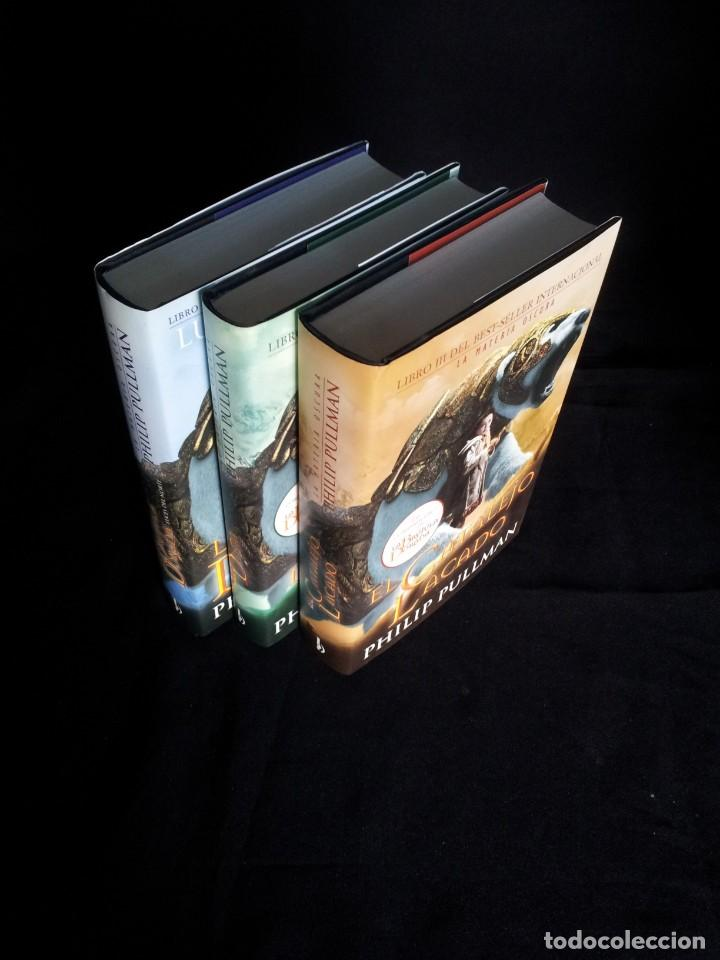 Libros: PHILIP PULLMAN - LA MATERIA OSCURA (EDICION ESPECIAL, 3 TOMOS) - EDICIONES B 2007 - Foto 14 - 195297315
