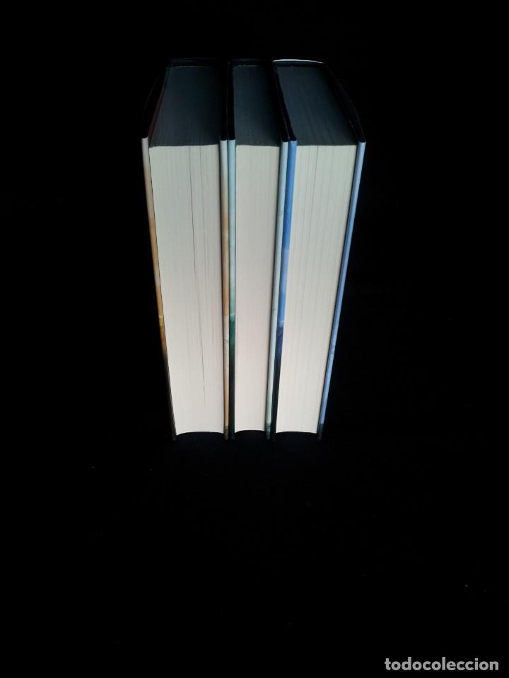Libros: PHILIP PULLMAN - LA MATERIA OSCURA (EDICION ESPECIAL, 3 TOMOS) - EDICIONES B 2007 - Foto 15 - 195297315