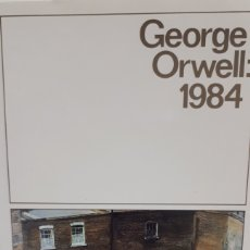 Libros: 1984 DE GEORGE ORWELL. Lote 198072352