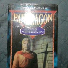 Libros: NUEVO EN EL PLÁSTICO! PANDRAGON. CICLO PANDRAGON IV. STEPHEN R LAWHEAD. Lote 200770377