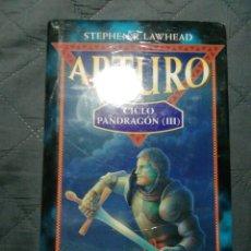 Libros: NUEVO EN EL PLÁSTICO! ARTURO. CICLO PANDRAGON III. STEPHEN R LAWHEAD.. Lote 200770471