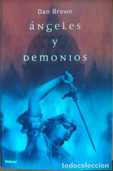 ANGELES Y DEMONIOS (Libros Nuevos - Literatura - Narrativa - Ciencia Ficción y Fantasía)