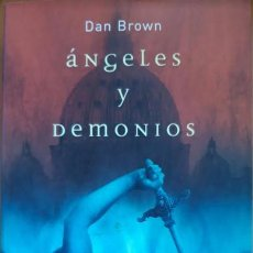Libros: ANGELES Y DEMONIOS. Lote 201287543