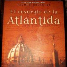 Libros: EL RESURGIR DE LA ATLANTIDA. Lote 201288928