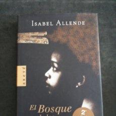 Livres: EL BOSQUE DE LOS PIGMEOS , ISABEL ALLENDE. NUEVO. Lote 201487245