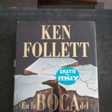Libros: EN LA BOCA DEL DRAGÓN , KEN FOLLETT. Lote 201487717