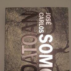 Livres: CROATOAN DE JOSÉ CARLOS SOMOZA. Lote 202383687