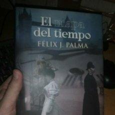 Libros: LIBRO: EL MAPA DEL TIEMPO. EJEMPLAR DEDICADO. Lote 204073913