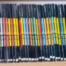 Libros: NUEVA DIMENSIÓN CIENCIA FICCIÓN. DRONTE 148 NÚMEROS (136 NÚMEROS Y 12 EXTRAS) BUEN ESTADO. Lote 204637477