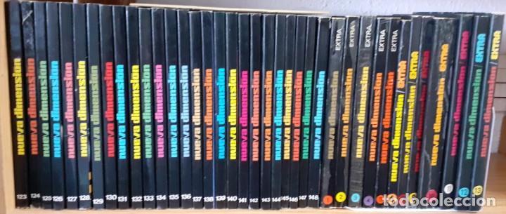 Libros: NUEVA DIMENSIÓN CIENCIA FICCIÓN. DRONTE 148 NÚMEROS (136 NÚMEROS Y 12 EXTRAS) BUEN ESTADO - Foto 3 - 204637477