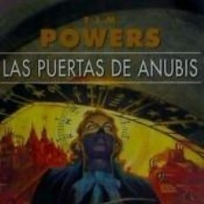 Libros: LAS PUERTAS DE ANUBIS. Lote 204824805
